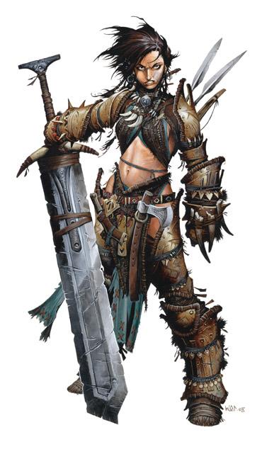 Orc Build Soul Calibur